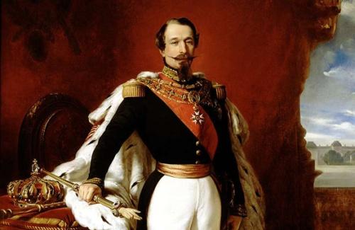 Retrato-Napoleón-III